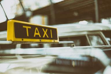 incapacidad permanente taxista invidente