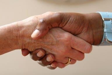 negociacion entre herederos