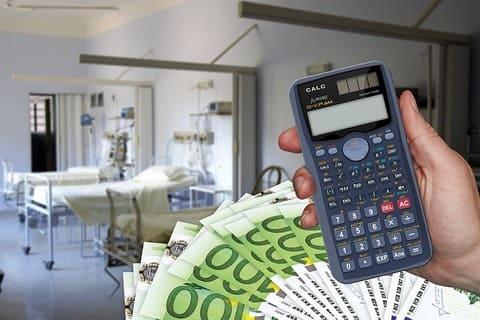 indemnización por negligencia médica